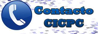 Contacto Cuerpo de Investigaciones Científicas, Penales y Criminalísticas