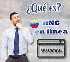 ¿Qué es el RNC?