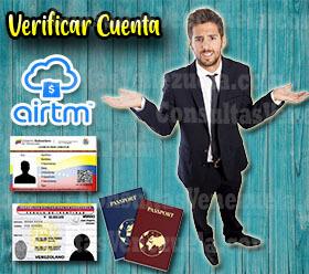 ¿Cómo verificar una cuenta AIRTM en Venezuela?