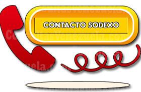Contacto Sodexo Venezuela