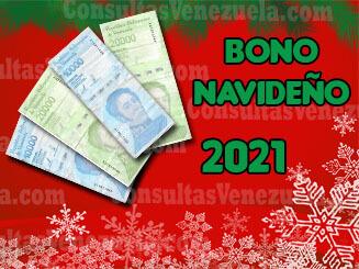 Bono Navideño 2021