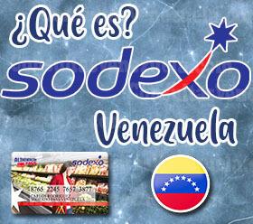 ¿Qué es Sodexo Venezuela?