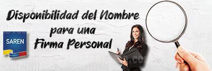 ¿Cómo registrar una Firma Persona en Venezuela? Explicación Paso a Paso