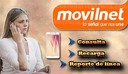 Movilnet: Guía rápida de Recarga, Consulta de Saldo y Reporte de Línea
