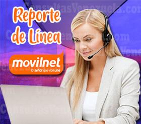 ¿Cómo reportar una línea Movilnet?