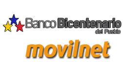 Recarga de Saldo Movilnet Banco Bicentenario