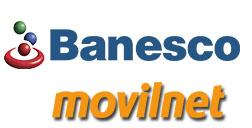 Recarga de Saldo Movilnet Banesco