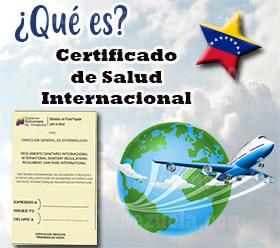 ¿Qué es el Certificado de Salud Internacional (Certificado de Salud Amarillo)?