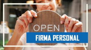 Requisitos para abrir una firma personal en venezuela