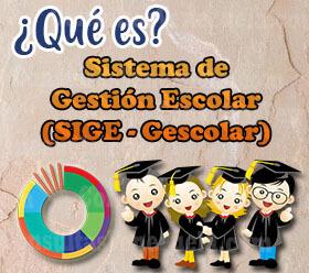 ¿Qué es el Sistema de Gestión Escolar Guaicaipuro?
