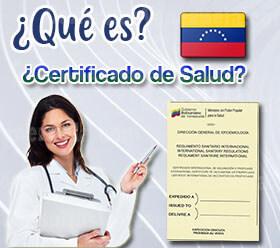 ¿Qué es el Certificado de Salud?
