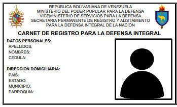 ¿Cómo hacer la inscripción militar en Venezuela? ¿A dónde debo dirigirme?