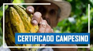 Cómo Solicitar el Certificado de Registro Campesino