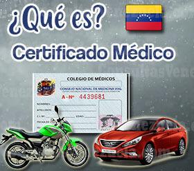 ¿Qué es el certificado médico vial? Certificado Médico de Conducir