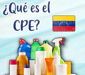 ¿Qué es el CPE de producto en Venezuela?