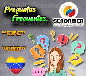 Preguntas Frecuentes sobre el CPE en Venezuela