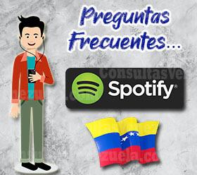 cómo tenerSpotify en Venezuela