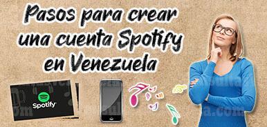 Como tener Spotify en Venezuela