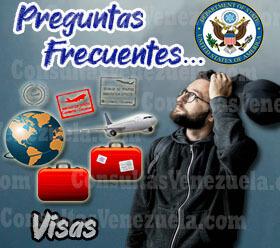 Preguntas Frecuentes sobre la Visa Americana