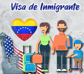 Visas de Inmigrante