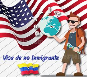 Tipos de Visa Americana para Venezolanos