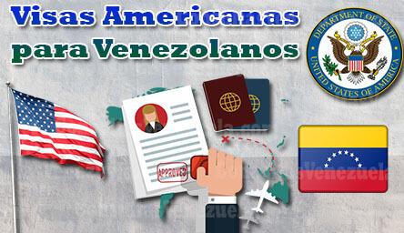 Visa Americana para Venezolanos: Requisitos, Solicitud y Renovación