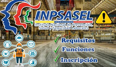 INPSASEL: Funciones, Requisitos e Inscripción de tu empresa