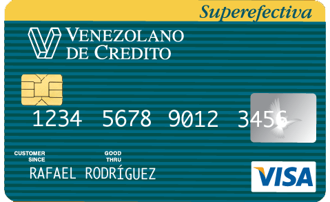 ¿Cómo solicitar una tarjeta de débito del Banco Venezolano de Crédito?
