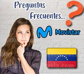 Preguntas Frecuentes Movistar Venezuela