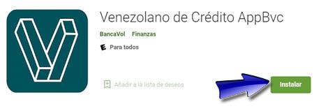 ¿Cómo descargar la Aplicación MóviL VOL Venezolano de Crédito?