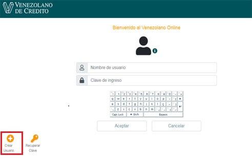 ¿Cómo Afiliarse a Venezolano de Crédito Online (BVC Online)?